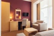 СУПЕРИОР 2-местный 1-комнатный (корп. 5) с балконом