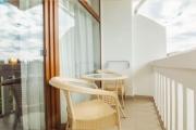 СУПЕРИОР 2-местный 2-комнатный (корп. 5,6) с балконом/террасой